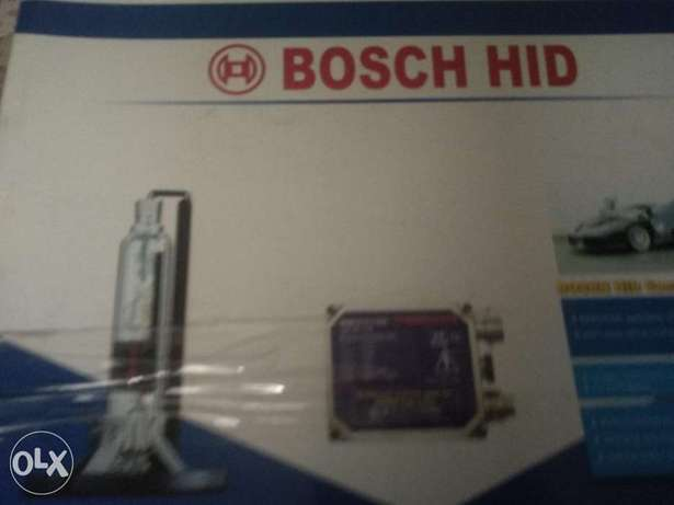 Bosch hid xanon made in Germany