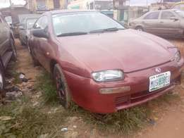Bebeto motors wt Mazda 323 use buy an used manual jear