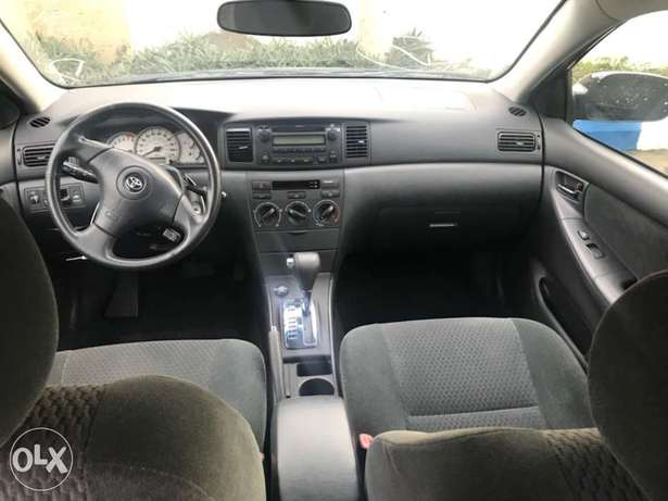 Clean Tokunbo 2007 Toyota Corolla Sport Edition Lagos Mainland - image 7