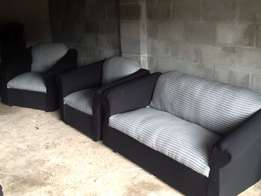 New small lounge suite 3 piece