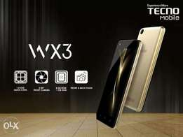 Tecno WX3 brand new and sealed in a shop with 1 Year warranty