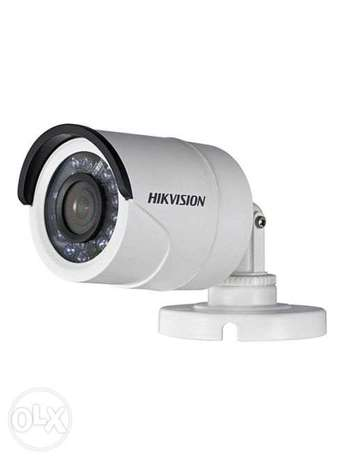 Hikvision HD Bullet Security Camera غلا -  1