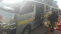 Toyota Hiace for sale KBX 2007