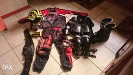 MX Gear Used
