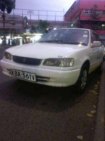 Toyota 110 manual,super clean and accident free Nairobi CBD - image 2