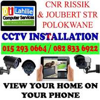 Professional Cctv installation Affordable Prices