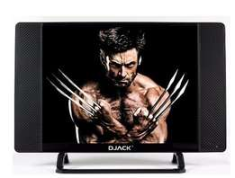 Djack 19'' LED TV - Black
