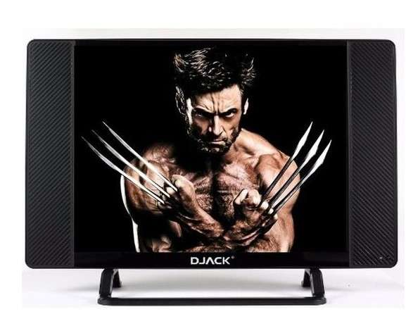 Djack 19'' LED TV - Black Lagos Mainland - image 1