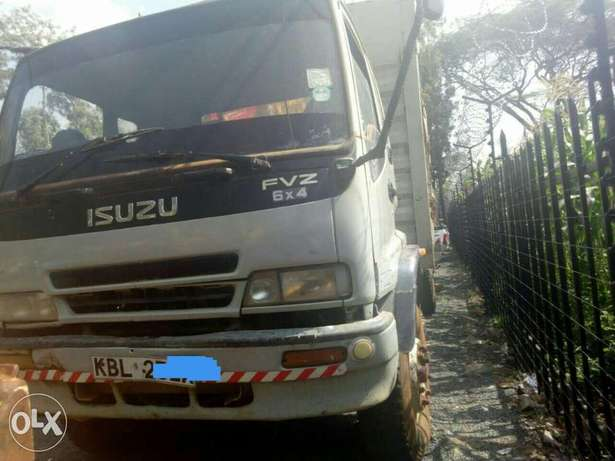 Working Isuzu Fvx 6x4 manual.KBL. Kiambu Town - image 2