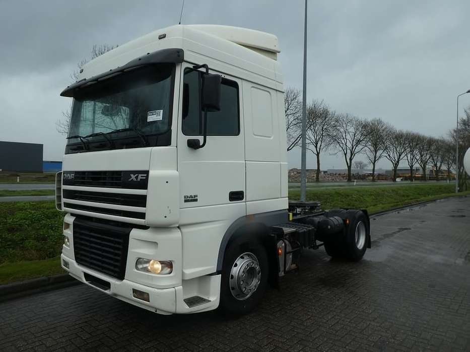 DAF XF 95.480 manual intarder - 2003