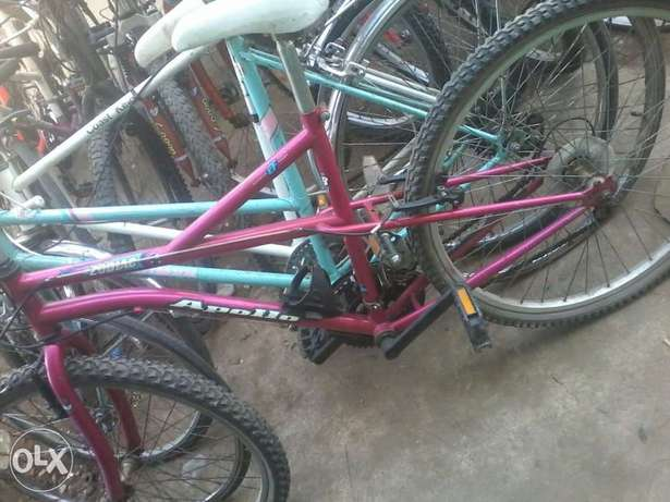 Mtumba bicycles and their spares from US Mkomani - image 3