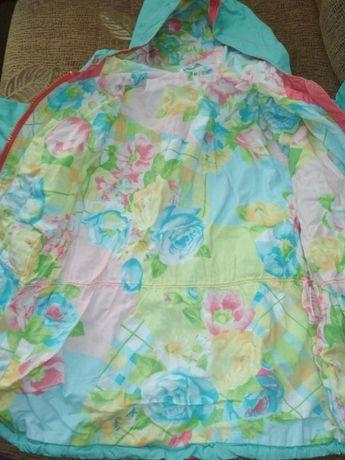 Куртка Вітровка ярка стильна з актуальною вишивкою Велика Любаша -  зображення 4 466db52f44ac0