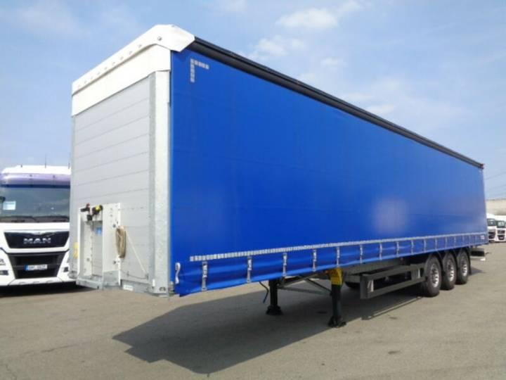 Schmitz Cargobull SCS 24/L - 13.62 EB - 2018