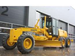 Komatsu grader GD650A-2, Low profile and other equipments for sale i