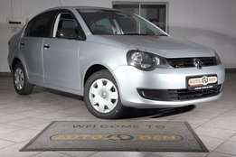 2012 VW Polo Vivo 1.4 Tiptronic