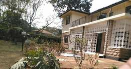 A five bedroom house for rent in lavington