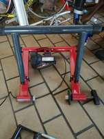 Indoor stationery bicycle trainer for sale