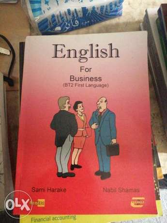 English for Business (BT12 First language) only for 10000