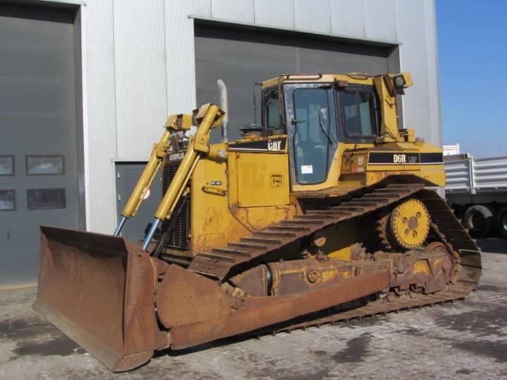 Caterpillar D6R III LGP - 2007
