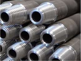 DTH drill rods