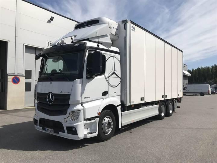 Mercedes-Benz Actros 2653l /6x2 Fna - 2018