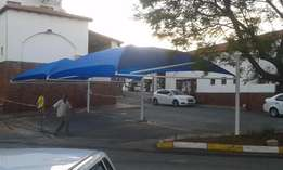 shadeports and carports installations R4000