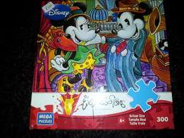 Brand new Disney Puzzles 300 Pieces