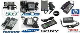 Brand new chargers for all laptops Hp,Dell,Acer,Samsung,toshiba