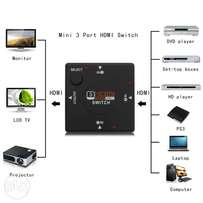 HDMI Switch (3 Input Ports to 1 Output)