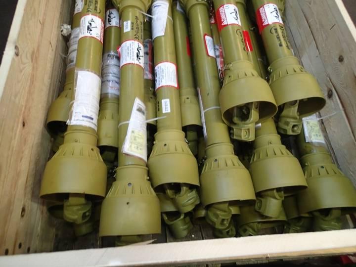 Aftak assen    Lengte 710 mm  serie F21