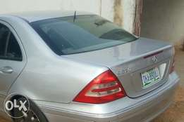 Clean Mercedes Benz for sale.