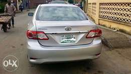 Good working condition Toyota corolla.