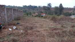 Quarter acre for sale in Ngoingwa Thika