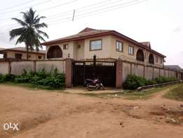 Four units of three bedroom flat for sale at akesan igando Lagos .