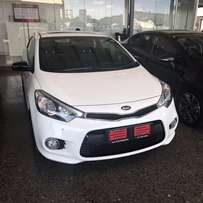 2015 Kia Cerato Koup 1.6TGDi Manual