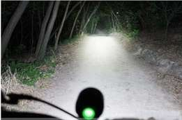 T6 Cree Headlight - Super Bright - RECHARGEABLE WITH ZOOM