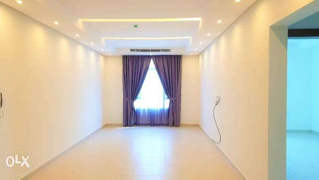 wonderful 2 Bedrooms apartment semi furnished almost brand new