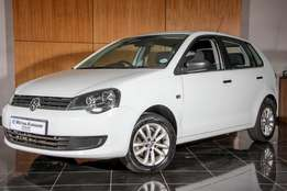 2016 VW Polo Vivo GP 1.4 Con