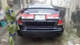Very clean Honda Accord baby boy for sale