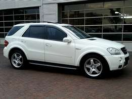 2008 Mercedes-Benz ML63 AMG