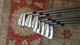 Miura baby blades - hand made clubs