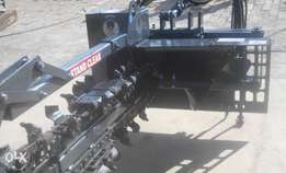 Trenchers for Skidsteers or Tractors
