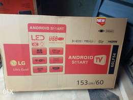 Brand new LG 60 inches android LED