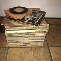 78 Assorted original vintage records