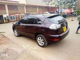 Clean n well maintained Harrier for quick sale