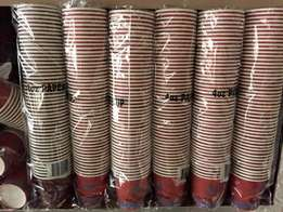 New good quality paper cups for sale ( retail and wholesale prices)