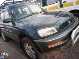 Toyota rav4 kaq manual very clean asking 590k