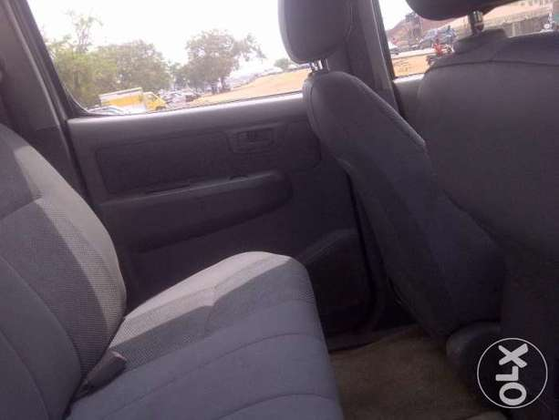 VERY SHARP 2012 Toyota Hilux (High Jack) up for Grabs! Abuja - image 7