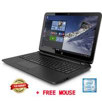 OFFER!!Hp:15 Intel®core™i3-5005u 500gb+4gb+2.0ghz+free wireless mouse