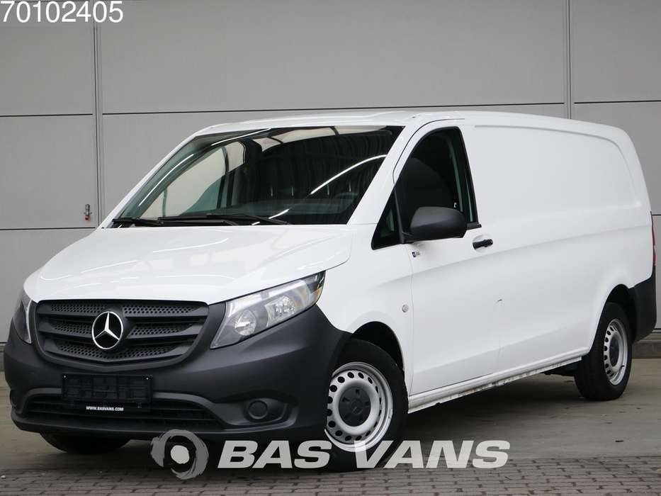 Mercedes-Benz Vito 116 CDI XXL Extra Lang Nieuwstaat L3H1 7m3 Airco Cruise - 2017